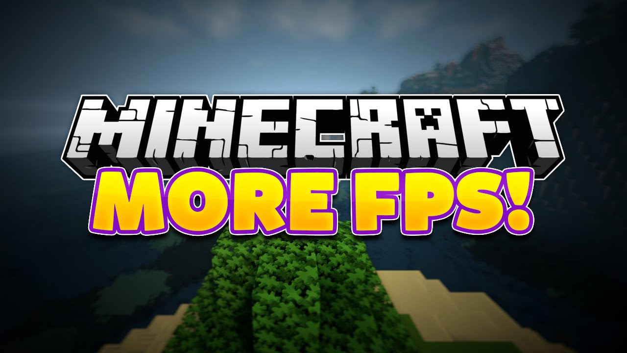 How to get more FPS in Minecraft Thumbnail