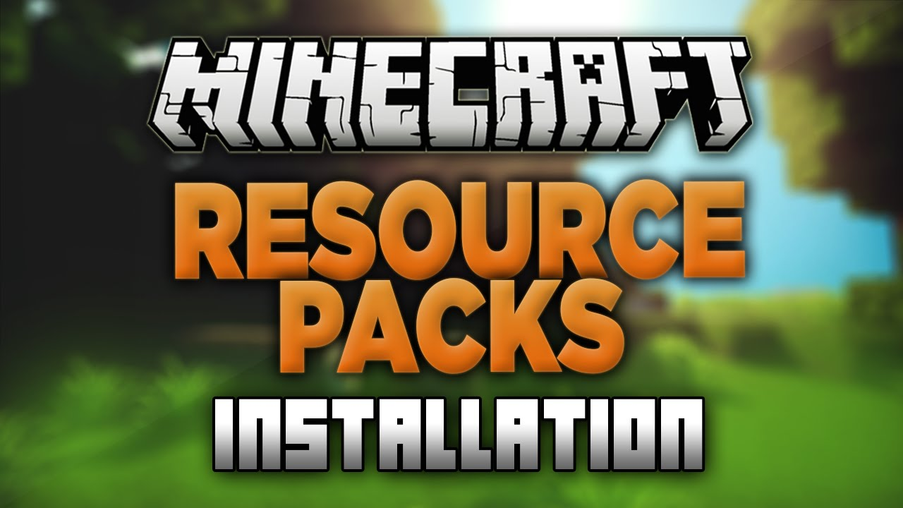 How to install Minecraft Resource Packs Post Thumbnail